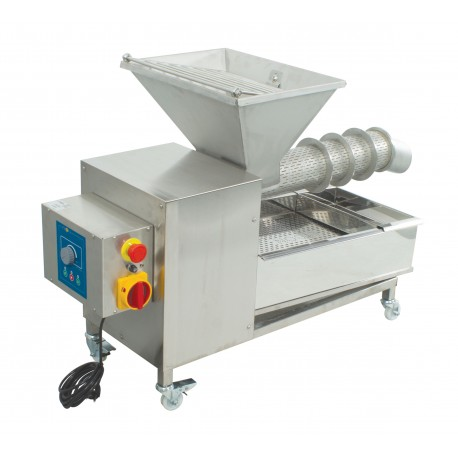 OPTION 1 - Uncapping extruder 50 kg/h for the uncapping table W901R, W902E, W902Z, W903E, W903Z