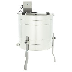 Radial honey extractor, Ø600mm, manual+electric drive, OPTIMA