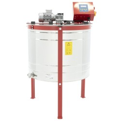Radial honey extractor, Ø800mm, electric drive, semi-automatic, CLASSIC