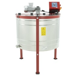 Radial honey extractor, Ø900mm, electric drive, semi-automatic, CLASSIC