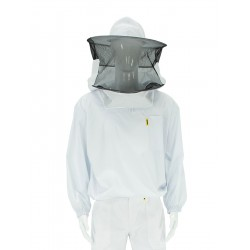Jacket with hat (thin, breathable)