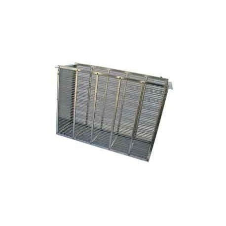 Dadant excluder cage, steel