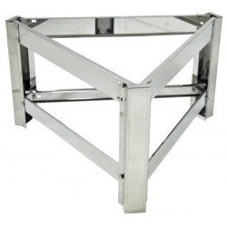 Stand for heated settler 100/150 L
