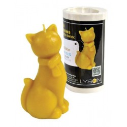 Silicon mould – Cat with Scarf