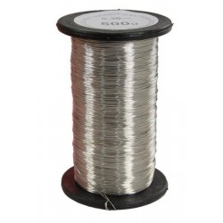 Wire 0,3 mm (500g), stainless