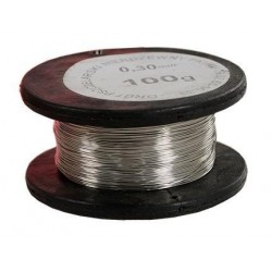 Wire 0,3 mm (100g), stainless