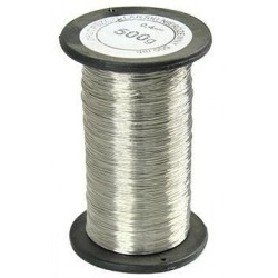 Wire 0,4mm (500g), stainless