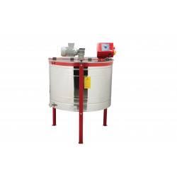 6-cassette LANGSTROTH honey extractor, Ø800mm, electric drive, semi-automatic, CLASSIC